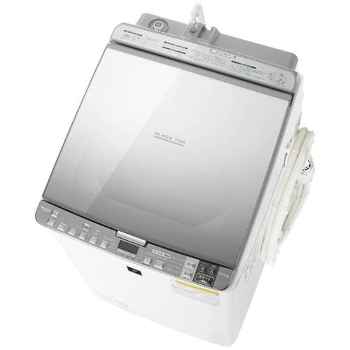 シャープ 洗濯乾燥機 (洗濯10.0kg/乾燥5.0kg) ES-PX10A-S
