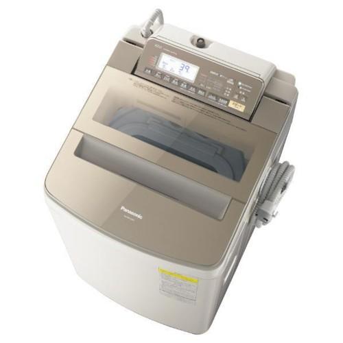 パナソニック 10.0kg 洗濯乾燥機 ブラウン NA-FW100S3-T