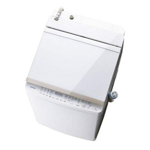 TOSHIBA 東芝タテ型洗濯乾燥機 AW-10SV5-W