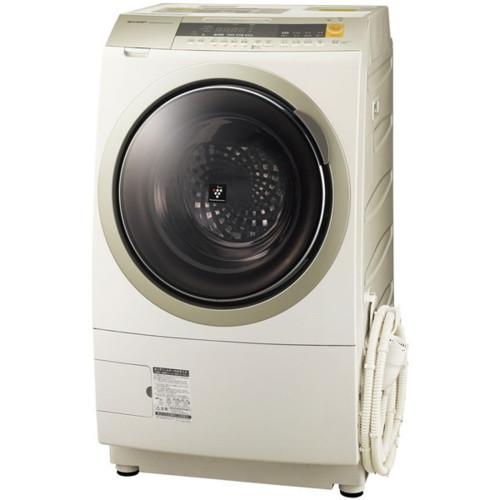 シャープ ななめ型ドラム式洗濯乾燥機 (10.0kg) ES-ZP1-NL