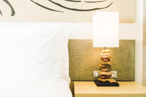 照明 ホテル