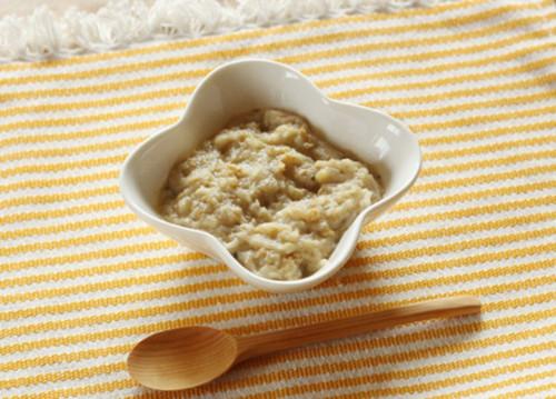 納豆と魚のにゅう麺