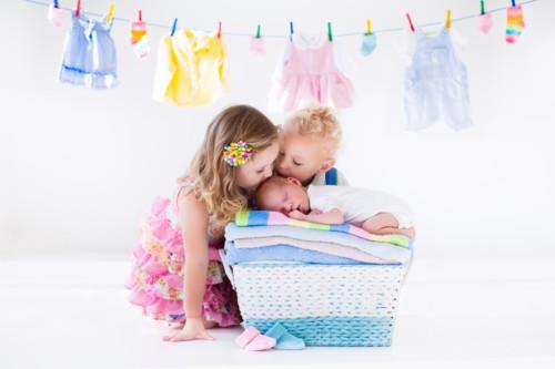 洗濯 赤ちゃん