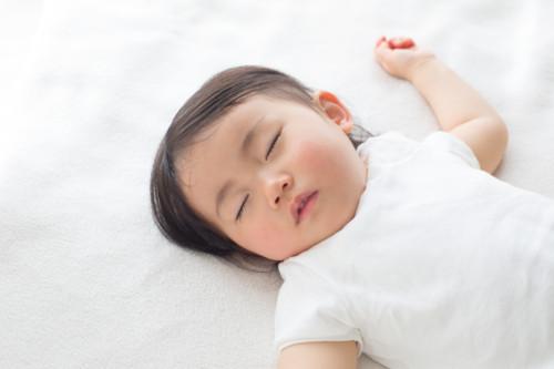幼児 寝る