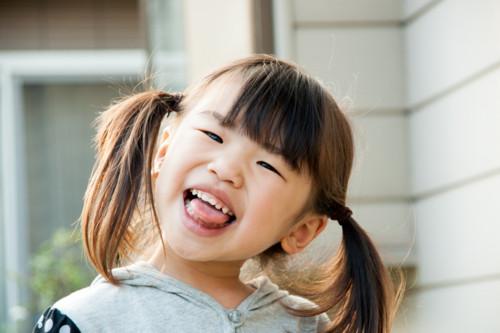 幼児 笑顔 日本