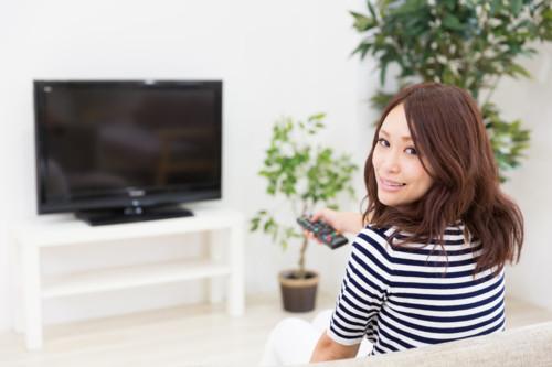 女性 テレビ