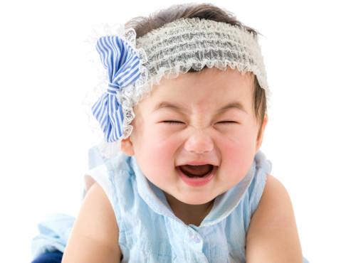 赤ちゃん 笑