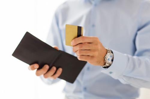 男性 お財布