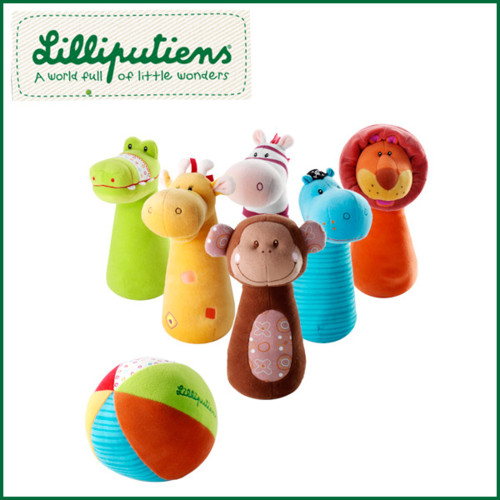 Lilliputiens(リリピュション)  ソフトボーリング