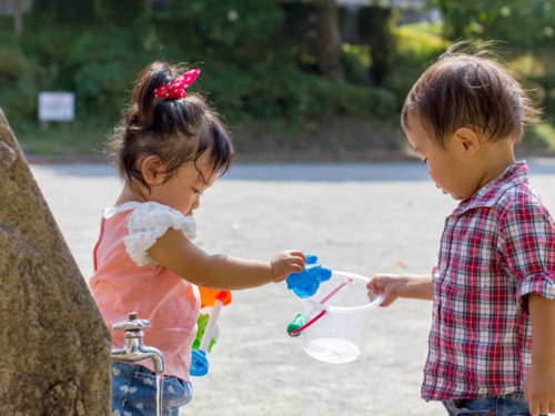 2歳 おもちゃ 保育園