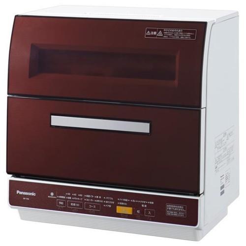 パナソニック 食器洗い乾燥機 ブラウン NP-TR9-T