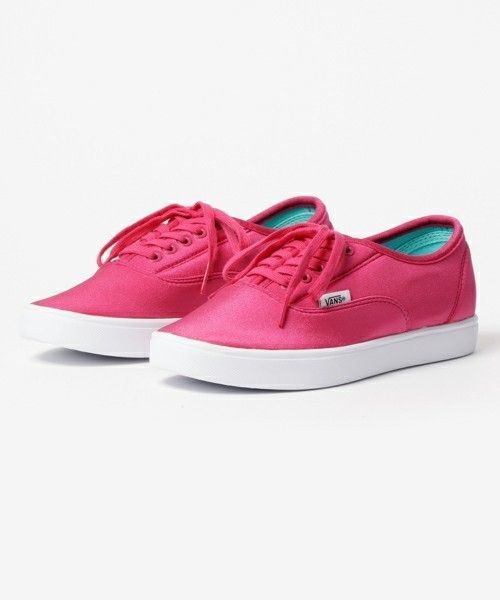 VANS ヴァンズ AUTHENTIC WL V3907W NPR PINK