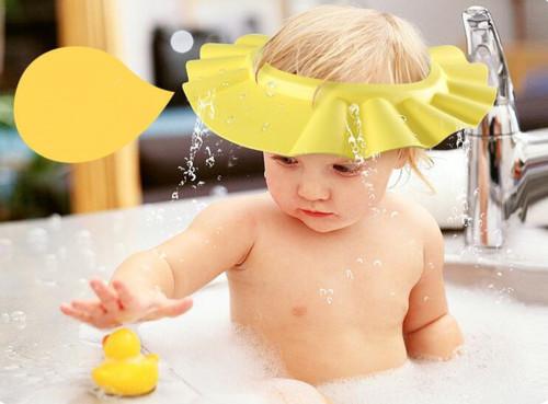 シャンプーハット シャワーキャップ 子供用