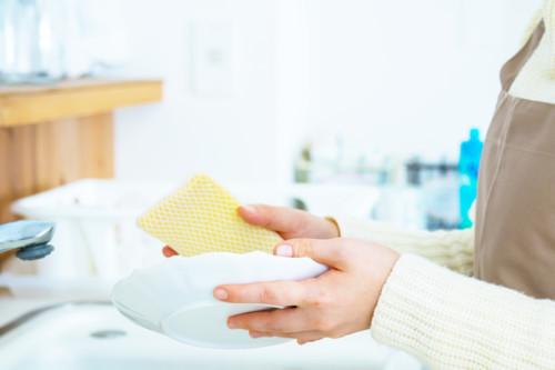 洗い物 主婦