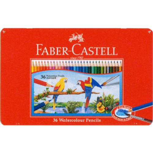 ファーバーカステル 水彩色鉛筆 36色セット