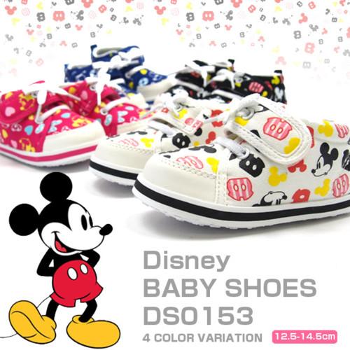 ディズニー Disney ベビーシューズ キッズ