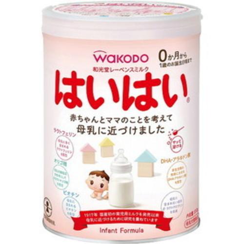 WAKODO(和光堂) レーベンスミルク はいはい