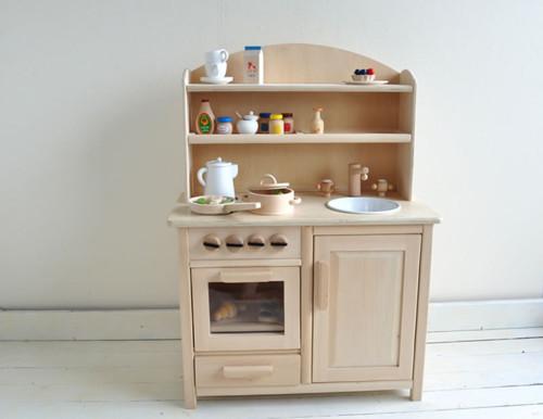 木製おままごとキッチン