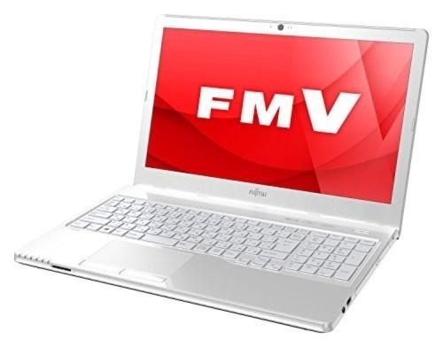 富士通 ノートパソコン FMV LIFEBOOK AHシリーズ WA2/A3(Windows10 Home/15.6型ワイド液晶/Core i7/16GBメモリ/約1TB ハイブリッドHDD/Office Home and Business Premium/アーバンホワイト)AZ_WA2A3_Z216/富士通直販WEBMART専用モデル