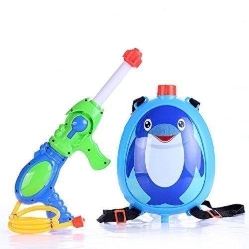 ペンギンバックパックの水鉄砲 夏の子供のウォーターガン
