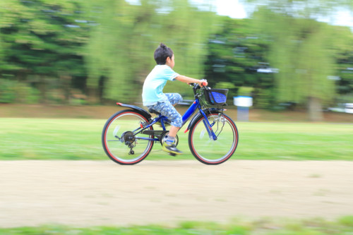 自転車 子供