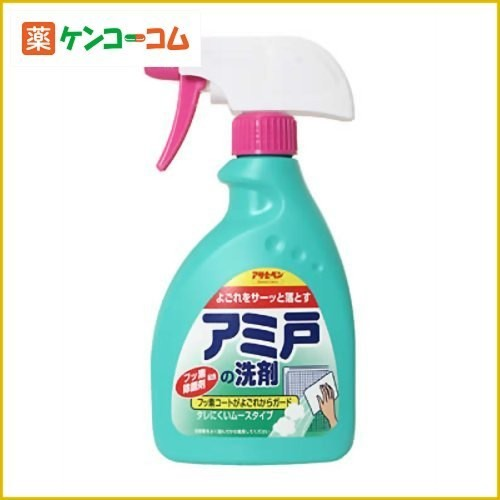 アミ戸の洗剤 ハンドスプレー 400ml[窓・網戸用クリーナー]