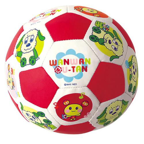 NHK いないいないばぁっ! ワンワンとうーたんのソフトサッカーボール