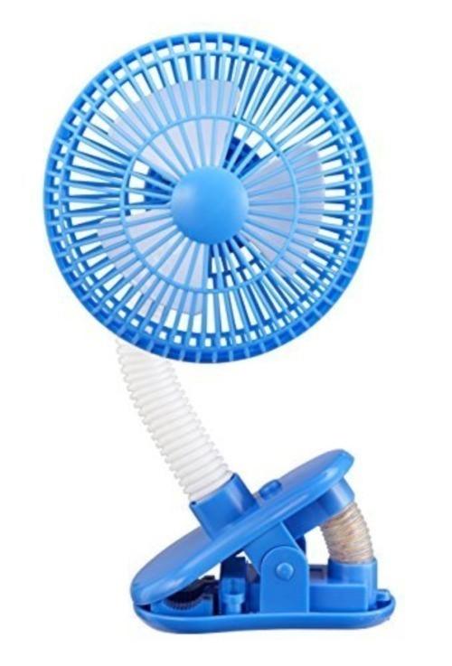 日本育児 おでかけ扇風機 ストローラーファン