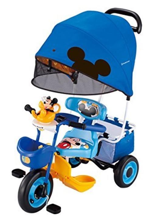 アイデス アイベーシック アイデスカーゴ ドーム ミッキーマウス ブルー