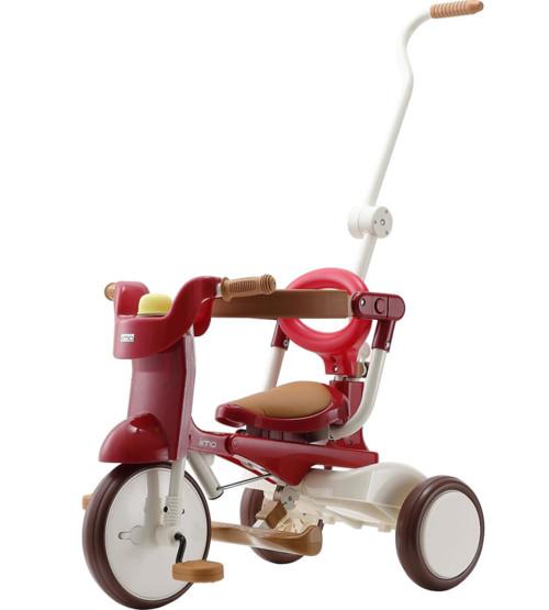 iimo tricycle #02 イーモトライシクルナンバー02 エタニティレッド