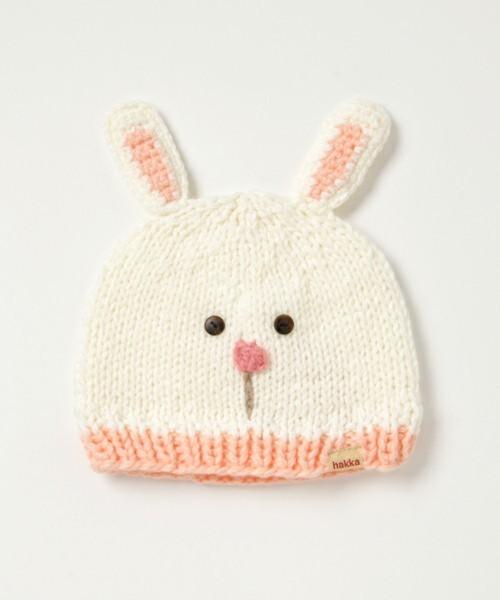 アニマルニット帽【SNS映え】