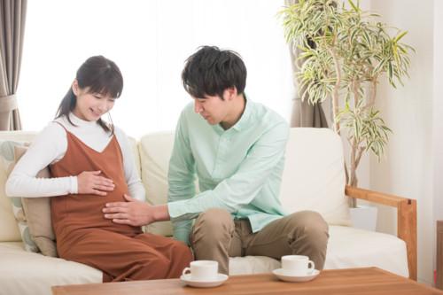 妊婦 夫婦
