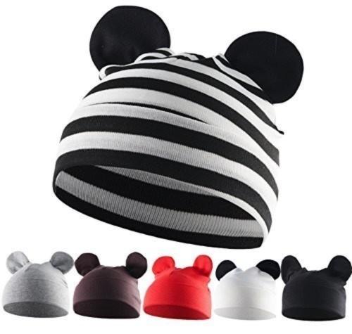 Azue 新生児 ニット帽子