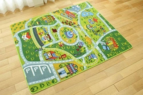 子供部屋カーペット ロードマップ2