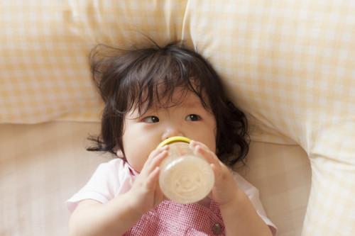 1歳児 ミルク