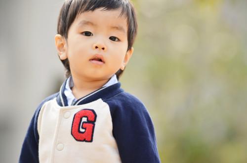 男の子 1歳