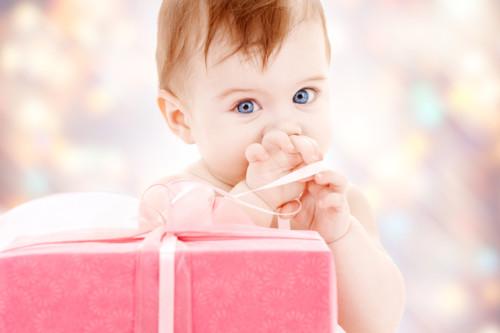 赤ちゃん プレゼント