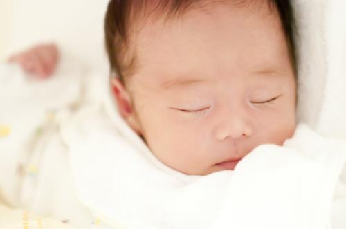 赤ちゃん 寝