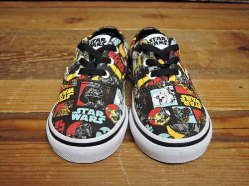 VANS x STAR WARS KIDS