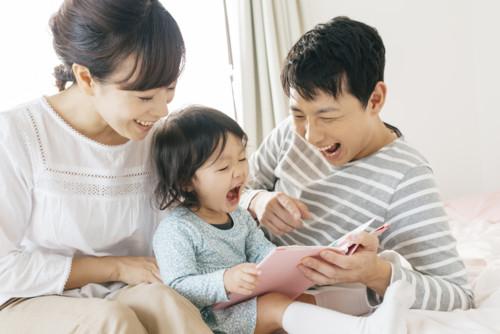 ママ パパ 日本人
