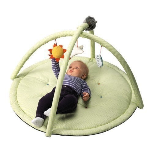 IKEAKA Baby gym green