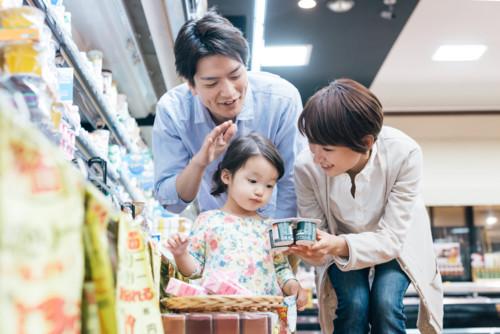 家族 買い物