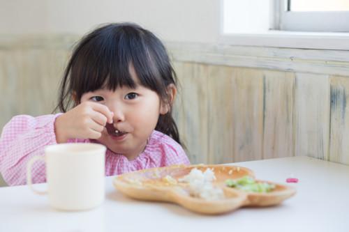 3歳児 食事