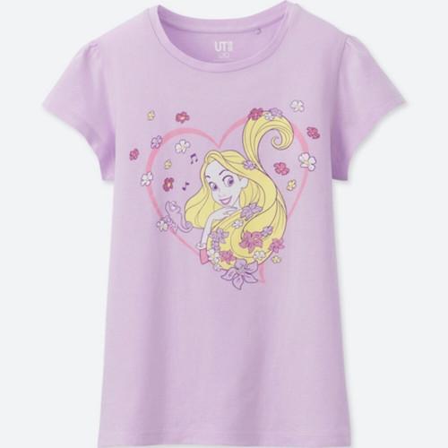 GIRLSサウンズ・オブ・ディズニーグラフィックTシャツ(半袖)