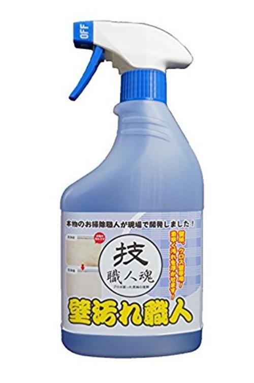 技・職人魂 壁汚れ職人 壁用洗剤 500ml