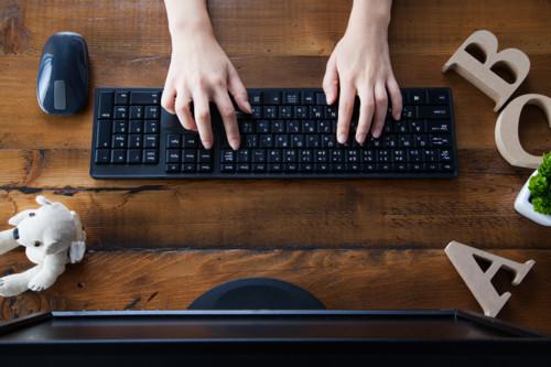 パソコン 入力