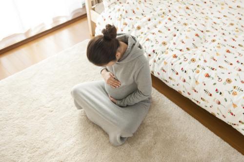 妊婦 不安 日本