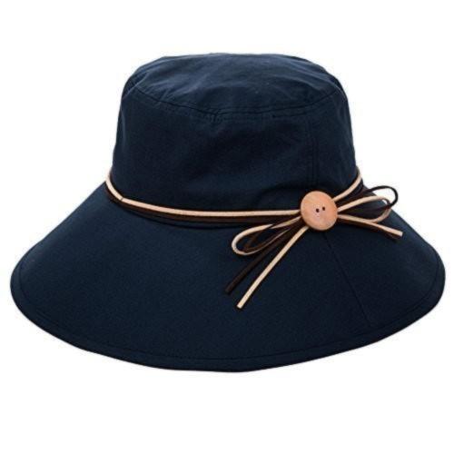 Siggi ワイヤ入りUVカット帽子