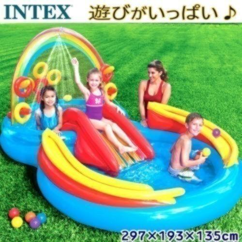 INTEX レインボーリングプレイセンター