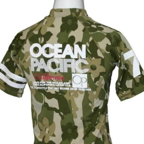 OCEAN PACIFIC(オーシャンパシフィック)ラッシュガード